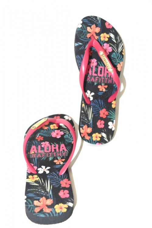 CHINELO RAFITTHY FASHION YORK TREND na cor FLORAL