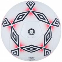 Bola de Futebol de Campo Umbro Cerâmica 2.0 Club na cor BRANCO