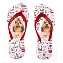 CHINELO RAFITTHY BE FOREVER 91701 na cor ROSA
