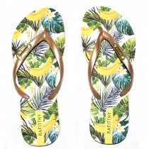 CHINELO RAFITTHY BE FOREVER 91702 na cor AMARELO