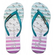 CHINELO RAFITTHY BE FOREVER 91702 na cor TROPICAL