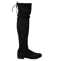 a2fc9b1d45 BOTA DAKOTA OVER THE KNEE B8762 na cor PRETO