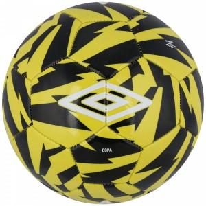 Bola de Futebol de Campo Umbro Copa Supporter na cor AMARELO c3273b145ea2b