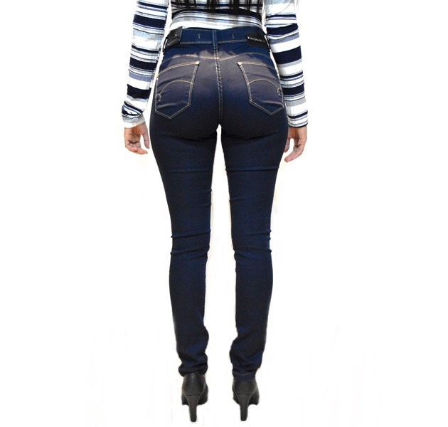 b9abc118b CALCA YOUNG STYLE LY SKI FIT 6864 na cor JEANS